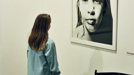 Art Chicago, Annina Nosei, 2001