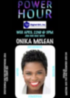Onika McLean Power Hour.jpg