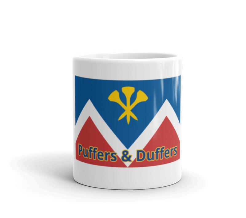 P&D Coffee Mug - White