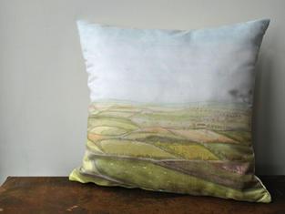 Countryside Landscape Cushion £28