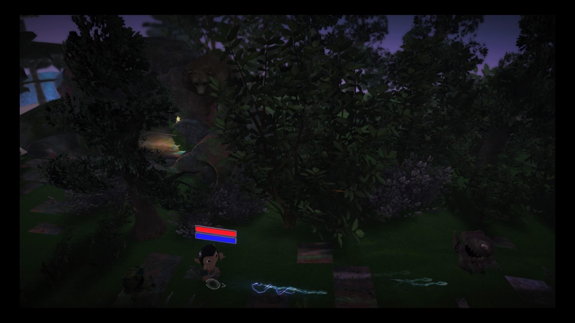 Savage Lands Mob