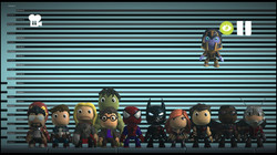 Character Height Test