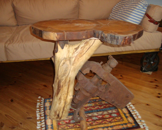 was für ein Tisch....