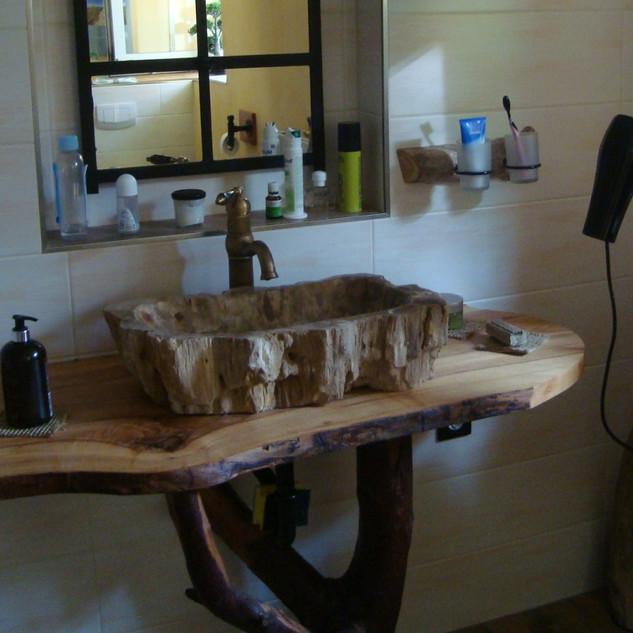 so kann ein Badezimmer aussehen....