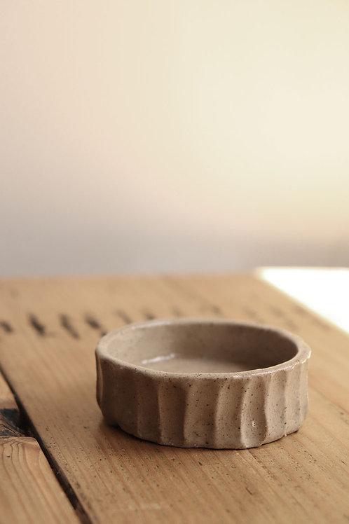 handmade ceramic tea light holder