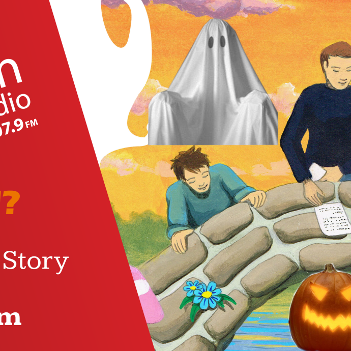 Telling Your Story – Halloween Special