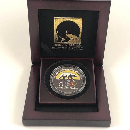 Retired Logo Commemorative Coin