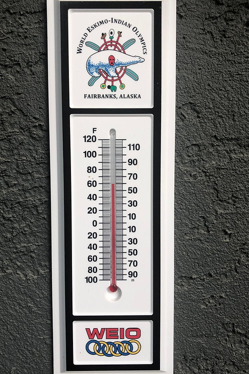 WEIO Thermometer
