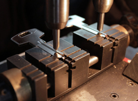 Key Duplication: A Locksmith's Task