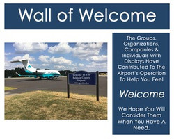Wall of Welcome