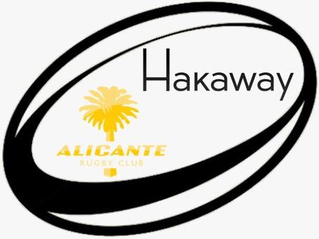 Hakaway sponsors Alicante Rugby Club
