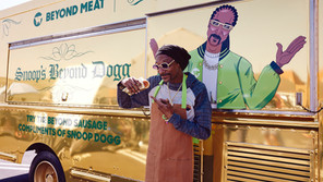 Snoop Dogg Kicks Off Football Season With Beyond Meat Food Trucks