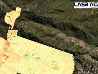 LASR@ Disney Ranch:  Erosion Predicition