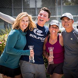 Racquet War - San Diego