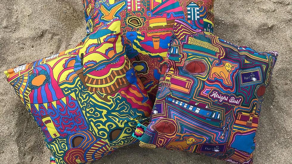 UK Print Cushions