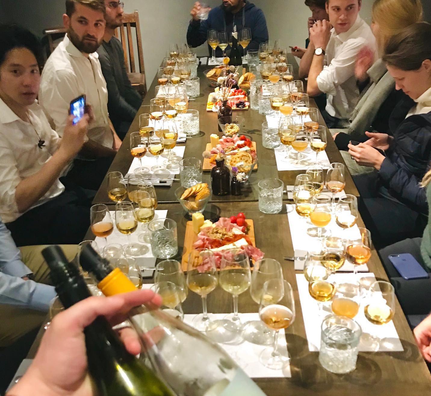 Benedict's Private Wine Tastings