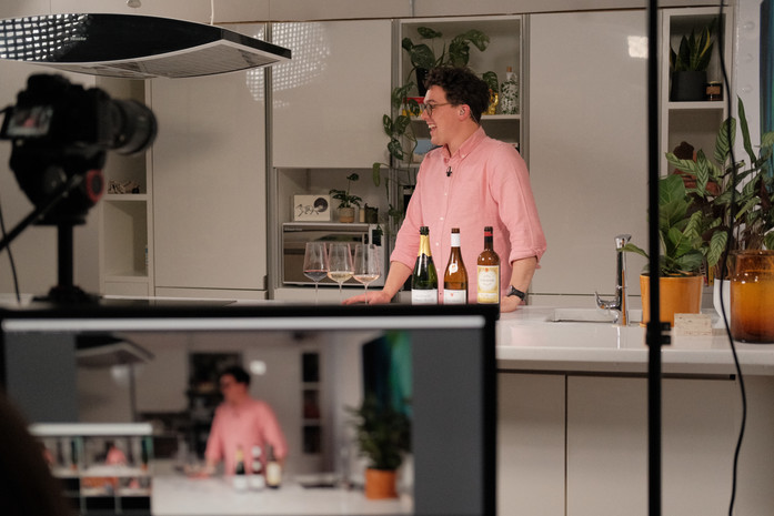 Benedict Butterworth's Private Wine Tasting