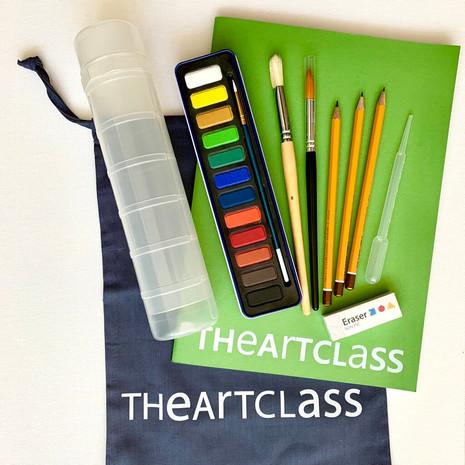 Watercolour Kit