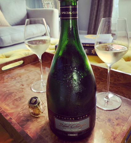 Jamie's Private Grower Champagne