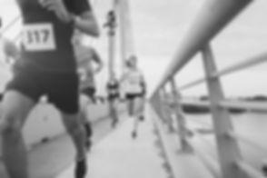 Los corredores de maratón