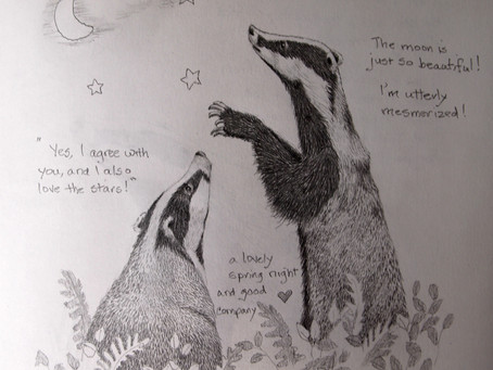 Some More Badgers