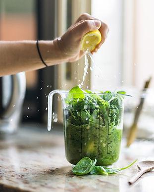 Green Juice Prep