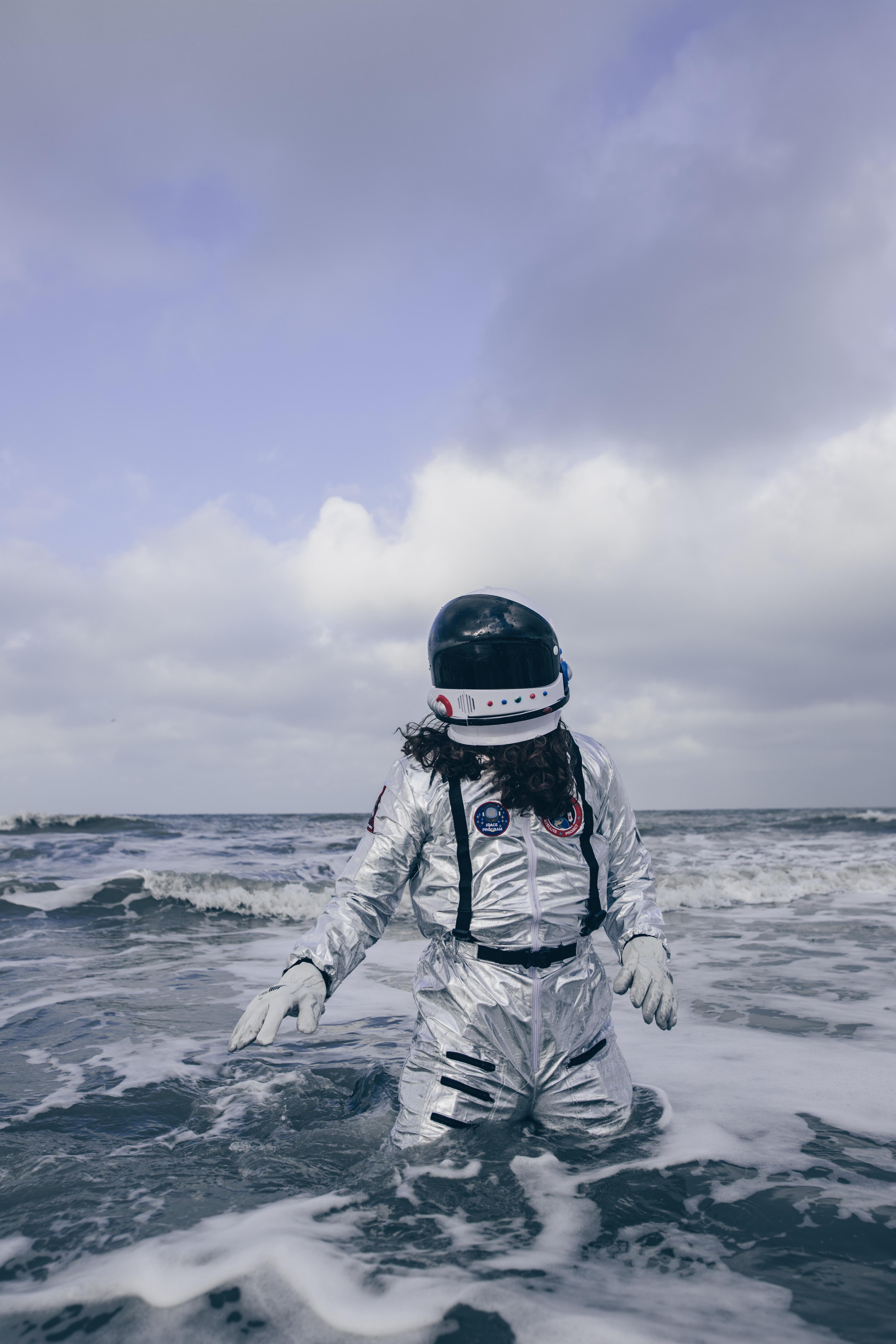 Leo - Astronaute