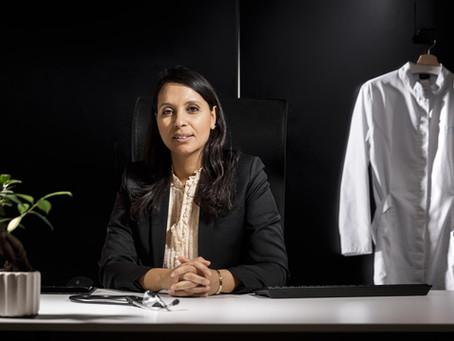 La directrice médicale du CMTB dans la presse