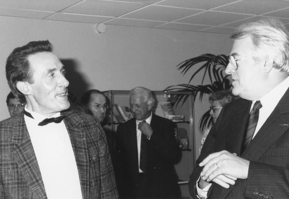 Pierre Mauroy, Premier ministre et René Pillot