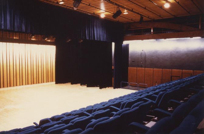 Salle de spectacle du Théâtre la Fontaine