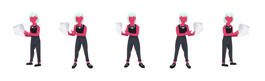 Chloe- Illustration Style