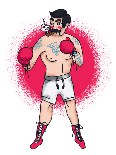 Boxing man_Bird TAt.png