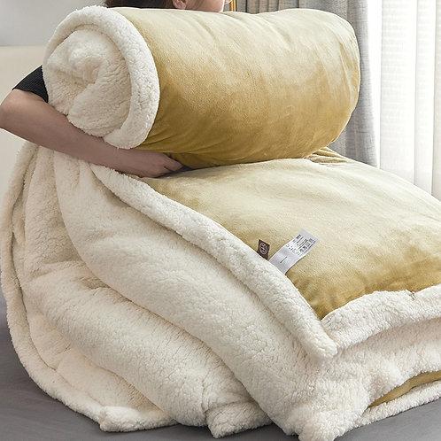 La Chingonometrica Blanket