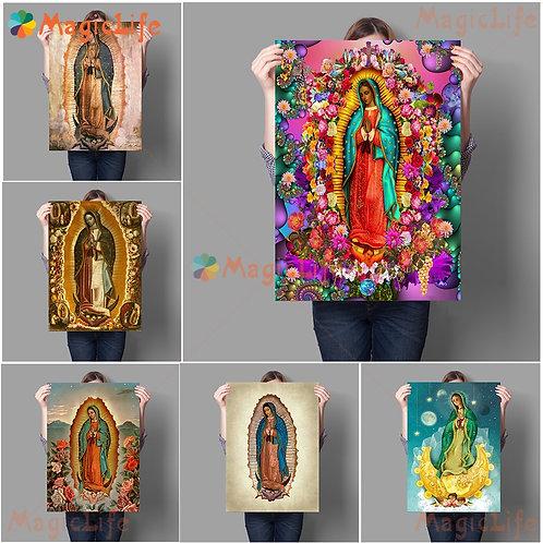 Virgen de Guadalupe Wall Art