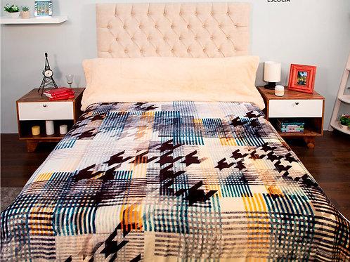 Escocia Edredon (Borrego) Comforter