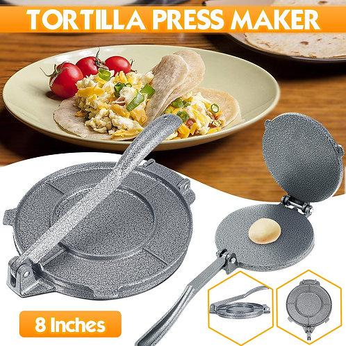 Aluminum Tortilla Press Maker 8 in.