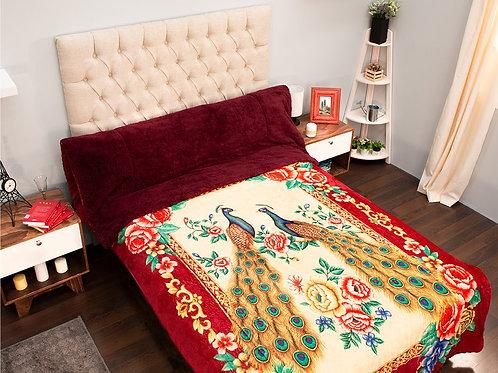 Pavos Edredon (Borrego) Comforter