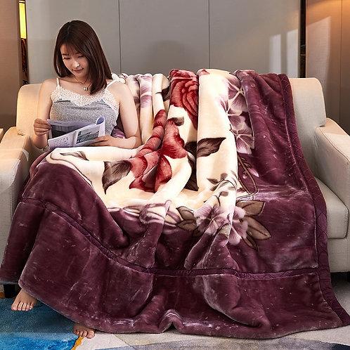 2 kg Double Layer Fleece Blankets (60 x 80in)