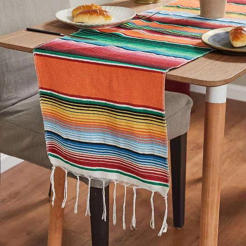 Sarape Table Runner (14 x 85 in)