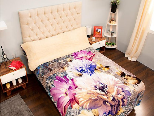 Eden Edredon (Borrego) Comforter