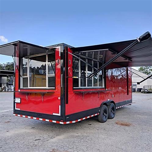 Taco Trailer Mobile Kitchen Bar