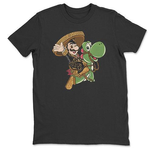 Mexican Mario Charro Tee