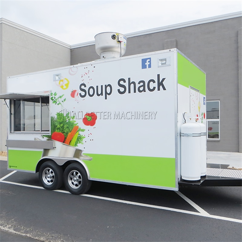 Mobile Taco Shack