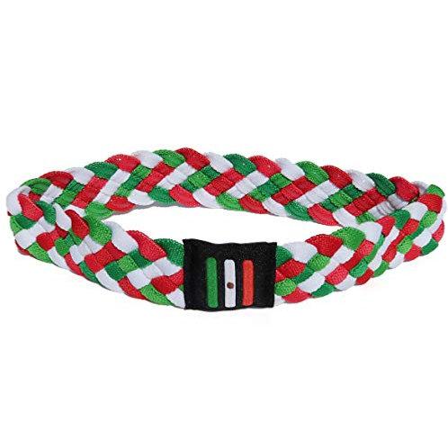 Tricolor Headband
