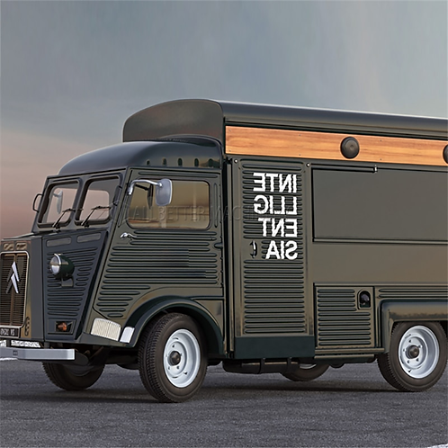 Fully Equipped Mobile Taco Trailer
