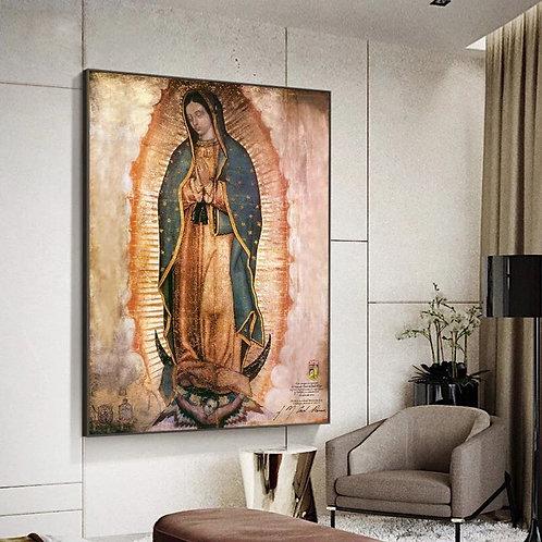 Virgen de Guadalupe Canvas