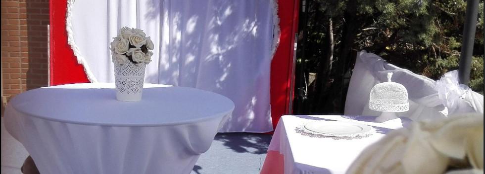 Photcocall para bodas