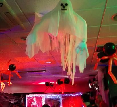 fantasma decorativo halloween