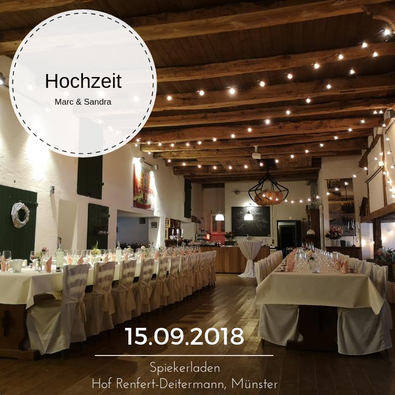 Hochzeit Wedding Vintage Lounge Münster