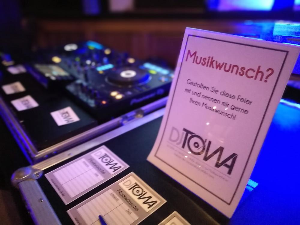 Party, Münster, DJ ToWa, Betriebsfeier